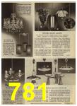 1968 Sears Fall Winter Catalog, Page 781