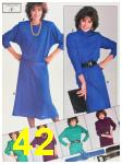 1987 Sears Fall Winter Catalog, Page 42