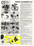 1983 Sears Fall Winter Catalog, Page 782
