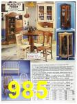 1988 Sears Fall Winter Catalog, Page 985