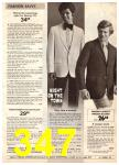 1972 Montgomery Ward Spring Summer Catalog, Page 347