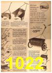 1964 Sears Spring Summer Catalog, Page 1022