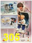 1987 Sears Fall Winter Catalog, Page 305