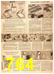 1956 Sears Fall Winter Catalog, Page 764