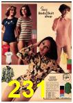 1977 Sears Spring Summer Catalog, Page 231