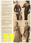 1958 Sears Fall Winter Catalog, Page 99