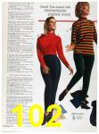 1967 Sears Fall Winter Catalog, Page 102