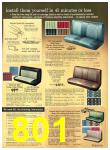 1971 Sears Fall Winter Catalog, Page 801