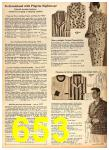 1958 Sears Fall Winter Catalog, Page 653