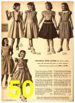 1949 Sears Spring Summer Catalog, Page 50
