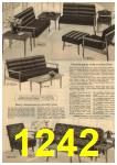 1961 Sears Spring Summer Catalog, Page 1242