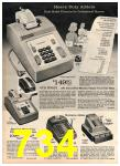 1966 Montgomery Ward Fall Winter Catalog, Page 734