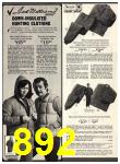 1972 Sears Fall Winter Catalog, Page 892