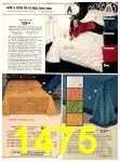 1974 Sears Fall Winter Catalog, Page 1475