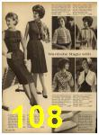 1962 Sears Spring Summer Catalog, Page 108