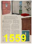 1960 Sears Fall Winter Catalog, Page 1559