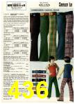 1976 Sears Fall Winter Catalog, Page 436