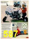 1985 Sears Christmas Book, Page 587
