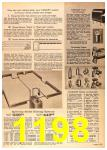 1963 Sears Fall Winter Catalog, Page 1198