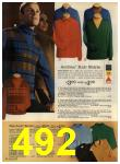 1968 Sears Fall Winter Catalog, Page 492