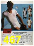 1986 Sears Spring Summer Catalog, Page 467