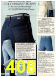 1980 Sears Spring Summer Catalog, Page 408