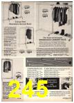 1975 Sears Fall Winter Catalog, Page 245