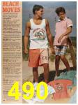 1988 Sears Spring Summer Catalog, Page 490