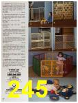1991 Sears Fall Winter Catalog, Page 245