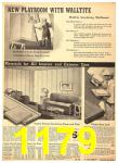 1940 Sears Fall Winter Catalog, Page 1179
