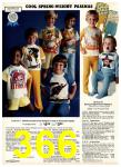 1977 Sears Spring Summer Catalog, Page 366