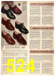 1956 Sears Fall Winter Catalog, Page 524