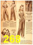 1942 Sears Spring Summer Catalog, Page 268