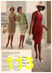 1964 Sears Spring Summer Catalog, Page 113