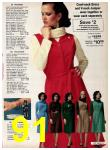 1977 Sears Fall Winter Catalog, Page 91