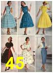 1958 Sears Spring Summer Catalog, Page 45