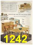 1960 Sears Spring Summer Catalog, Page 1242