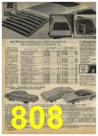 1980 Sears Fall Winter Catalog, Page 808
