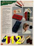 1985 Sears Christmas Book, Page 112