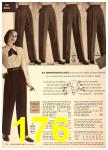 1949 Sears Spring Summer Catalog, Page 176