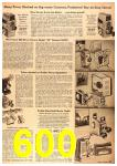 1958 Sears Spring Summer Catalog, Page 600