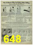 1960 Sears Spring Summer Catalog, Page 648