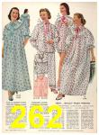 1956 Sears Fall Winter Catalog, Page 262