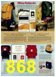 1972 Sears Fall Winter Catalog, Page 868