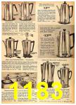 1962 Sears Fall Winter Catalog, Page 1183
