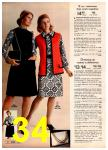 1972 Montgomery Ward Spring Summer Catalog, Page 34