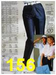 1988 Sears Spring Summer Catalog, Page 156