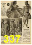 1959 Sears Spring Summer Catalog, Page 337