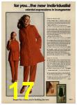 1972 Sears Fall Winter Catalog, Page 17