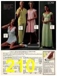 1981 Sears Spring Summer Catalog, Page 210